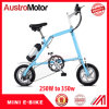 "16"" Tire 250W Folding Electric Bike Folding Ebike"