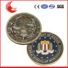 Soft Enamel Metal Ancient Silver Coins