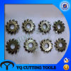 High Speed Steel Module Dp Gear Milling Cutter Set 8PCS