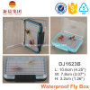 Waterproof Double Side Clear Slit Foam Fly Fishing Box