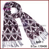 New Fashion Jacquard Knitted Scarf (B42-1)