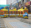 Kiddie Amusement Rides Trackless Electric Train with Elephant Style