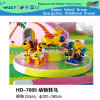 Animal Carousel Electric Toy Indoor Playground Game (HD-7805)