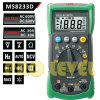 Professional 2000 Counts Pocket Digital Multimeter (MS8233D)