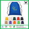 Promotional Waterproof Polyester Drawstring Backpack