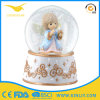 Resin OEM Mytery Collectible Wedding Snow Ball for Gift