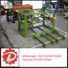 Laser Die Plywood Cutting Machine Automatic Servo Core Veneer Splicing Machinery
