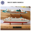 Amadea Cruise Ship Model