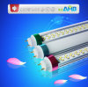 112lm/W T8 LED Tube Light with WiFi Dimmable Controlling System Transparent/Stripe/Frost PC Lens