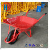0.6mm Painted Metal Tray Wheelbarrow
