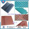 Anti-Fatigue Anti-Slip Beveled Edges Rubber Flooring Mat