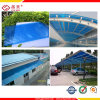 A Grade Polycarbonate Roof Sheeting for Bus Station, Mall Ceiling, Canopy