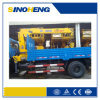 China Dongfeng 5 Ton Knuckle Boom Truck Mounted Crane