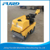 Walk Behind Soil Compaction Rollers, Double Drum Roller