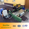Racing Track Pave Machine (with generator) , Running Track Machine, Sports Plastic Track, Athletic Track