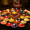 Aluminum Cups Wedding Favor Tealight Candle