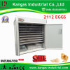 CE Certified Newest Commercial Egg Incubator 2112 Eggs