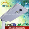 10W Smart Outdoor Solar Street Light with Remote Control