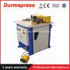 Q28y 6X220mm Hydraulic Adjustable Corner Notching Machine