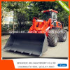 China 2 Ton Ce Diesel Mini Small Front End Wheel Loader with Snow Blower