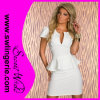 White Formal Wholesale Office Dress Wear