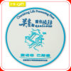 Custom Cheap Gift PVC Rubber Coaster for Cup