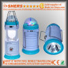 Rechargeable Camping Lantern with Disco Lamp, 1W Flashlight (SH-1995C)
