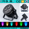 Factory Wholesales Mini 4LEDs 8W RGBW 4in1 Indoor LED PAR Can