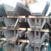 Straight Web Section Steel Sheet Pile Made in China Manufacturer