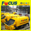 Nice Quality Trailer Concrete Pump Electric Power, Concrete Conveying Pump