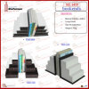 PU Leather Bookends with Drawers (6459)