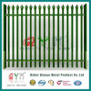High Standard Galvanized Palisade Metal Fence Panles