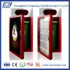 Double side Backlit Solar Power Advertising LED Light Box
