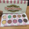 Makeup Cosmetics Soc 12 Colors Waterproof Eyeshadow Palette