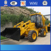 Hot Selling Wz30-25 Model 4WD Loader Backhoe