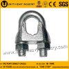 Electro Galvanized Malleable DIN 741 Wire Rope Clip