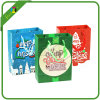 Fancy Christmas Paper Gift Bags with Handles