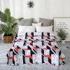 China Factory King Size Bedspreads and Comforters Quilt Bedspread for Home