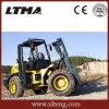 Ltma High Quality 15 Ton Rough Terrain Diesel Forklift