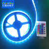 Multicolor LED Strip with Controller and Power Supply Remote Control