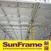 Aluminium Slab Panel Concrete Pouring Based on Formwork