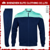 High Quality Customised Wonder Green and Navy Tracksuit (ELTTI-17)