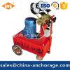 Post Tensioning High Pressure Electric Hydraulic Oil Pump