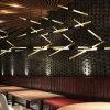2017 Latest and Popular Modern Style Restaurant/Living Room LED Chandelier Pendant Light Lighting for Hotel