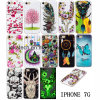 Design Noctilucence TPU Case for iPhone 7
