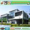 Kenya Prefabricated Houses Cheap Container House Light Steel Frame Home with Multi-Storey