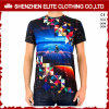 Wholesale Promotional Dye Sublimation Printing T-Shirt (ELTMTJ-156)