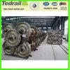 Cast Steel Mine Car Wheel Set 300mm/350mm/400mm