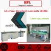 Chemical Resistant HPL