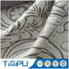 High Quality 100% Poly Knit Jacquard Fabric for Latex Mattress